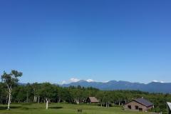 群馬県片品村:ほたか牧場キャンプ場