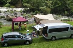 栃木県:鬼怒川温泉オートキャンプ場