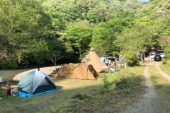 岡山県:小森キャンプ村