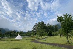 岐阜県:ひらせ温泉キャンプサイト