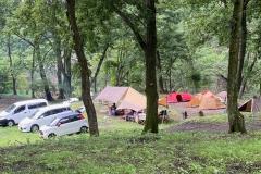 群馬県:八風平キャンプ場