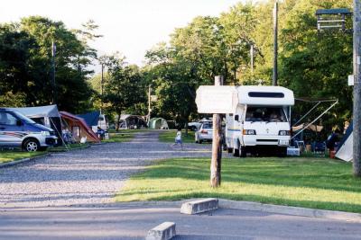 百人浜オートキャンプ場写真1