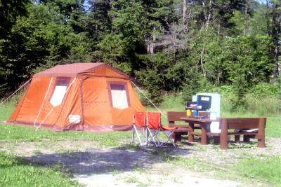 ピンネシリオートキャンプ場写真8