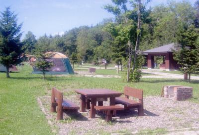 ピンネシリオートキャンプ場写真1
