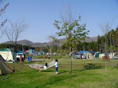 はこだてオートキャンプ場写真3