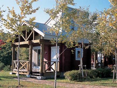 鶉ダムオートキャンプ場ハチャムの森写真3