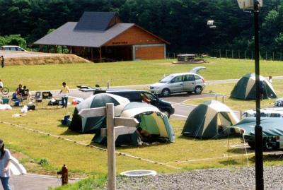 夜越山オートキャンプ場写真1