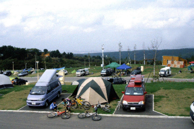 モヤヒルズオートキャンプ場写真1