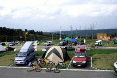 モヤヒルズオートキャンプ場写真2
