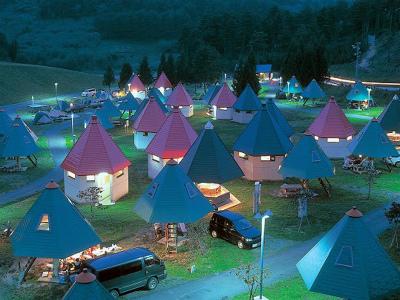 名川チェリリン村オートキャンプ場写真1