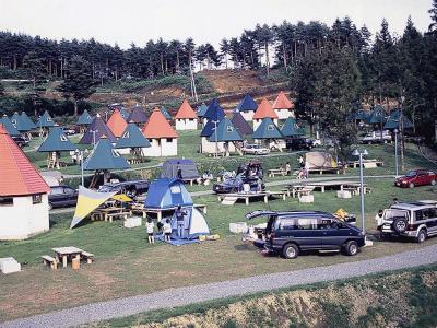 名川チェリリン村オートキャンプ場写真2