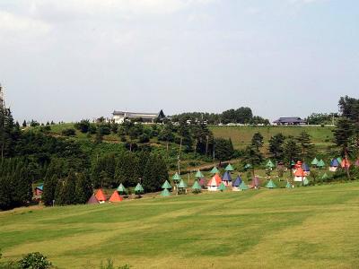 名川チェリリン村オートキャンプ場写真4