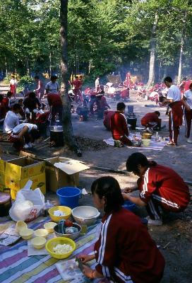迷ヶ平キャンプ場写真2