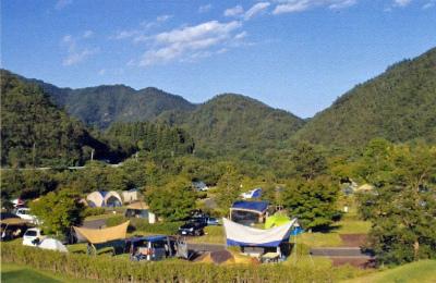 ふれあいらんど岩泉オートキャンプ場写真1
