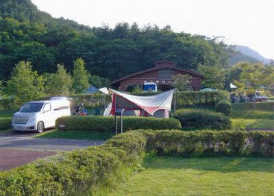 ふれあいらんど岩泉オートキャンプ場写真2