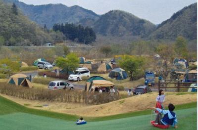 ふれあいらんど岩泉オートキャンプ場写真3