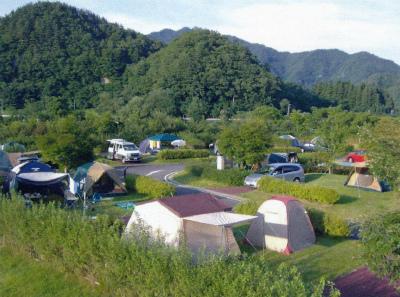 ふれあいらんど岩泉オートキャンプ場写真4