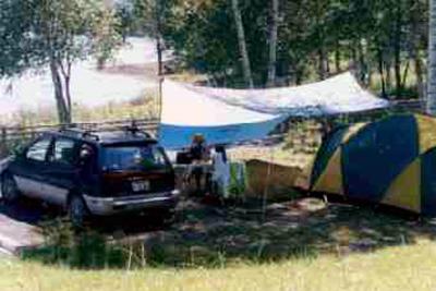 岩洞湖家族旅行村写真1