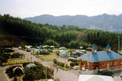 船越家族旅行村オートキャンプ場写真1