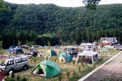 閉伊川オートキャンプ場写真1