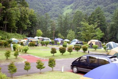 閉伊川オートキャンプ場写真5