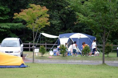 閉伊川オートキャンプ場写真6