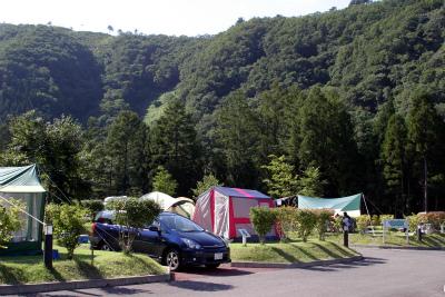 閉伊川オートキャンプ場写真7