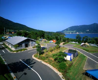 おしか家族旅行村オートキャンプ場写真1