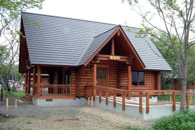 国営みちのく杜の湖畔公園エコキャンプみちのく写真1