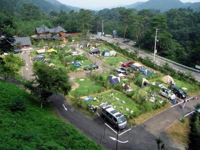 天守閣自然公園オートキャンプ場写真