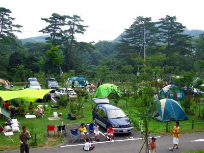 天守閣自然公園オートキャンプ場写真2
