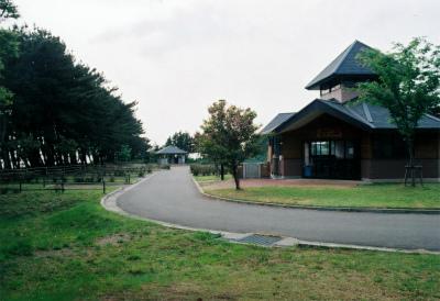 御所の台オートキャンプ場写真2