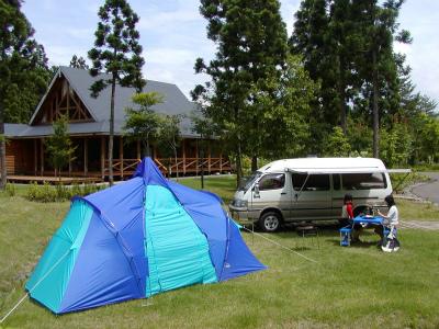 北欧の杜公園オートキャンプ場写真1
