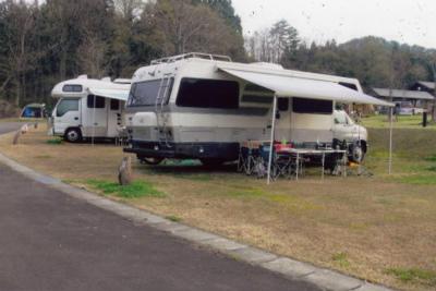 田沢湖オートキャンプ場「縄文の森たざわこ」写真4