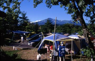 由利高原オートキャンプ場写真2