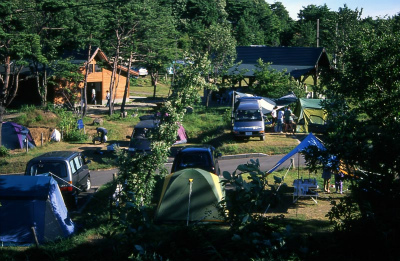 由利高原オートキャンプ場写真3