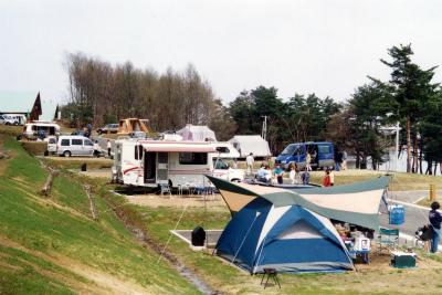 サンビレッジ徳良湖オートキャンプ場写真1