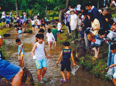 月山・弓張平オートキャンプ場写真4