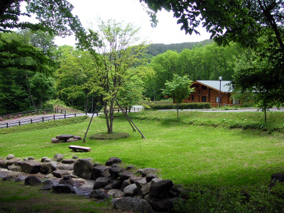 【閉鎖中】葛尾村森林公園「もりもりランド・かつらお」写真4