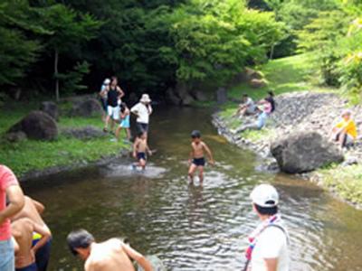 ふくしま県民の森フォレストパークあだたら写真9