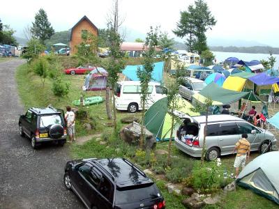 桧原西湖畔オートキャンプ場写真3