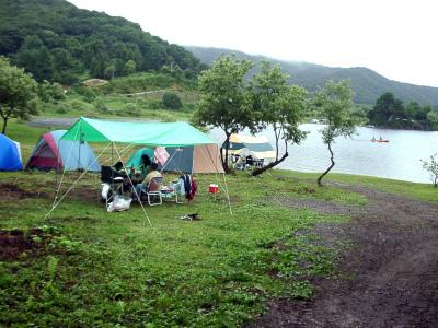 桧原西湖畔オートキャンプ場写真4