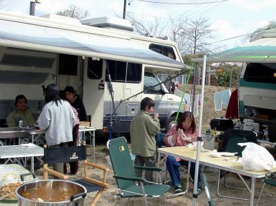 桧原西湖畔オートキャンプ場写真5