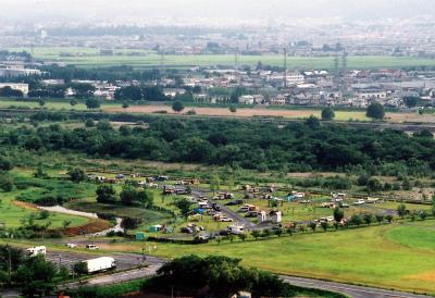 会津美里町せせらぎ公園オートキャンプ場写真1