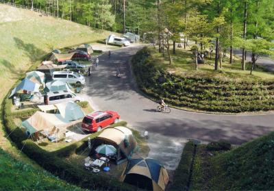 【休業中】藤沼湖自然公園オートキャンプ場写真3