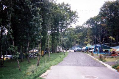 羽鳥湖畔オートキャンプ場写真