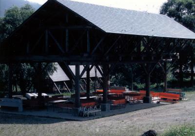 只見町青少年旅行村いこいの森写真2