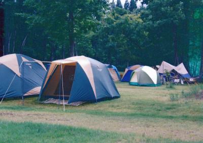奥会津 ただみの森キャンプ場写真5