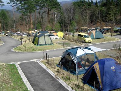 御蔵入の里 うさぎの森オートキャンプ場写真3