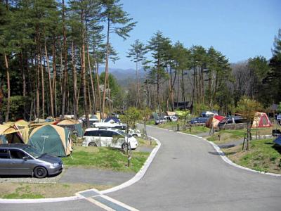 御蔵入の里 うさぎの森オートキャンプ場写真5
